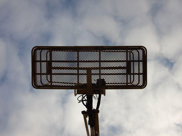 Lift, High, Above, Machine, Hydraulic, Metal