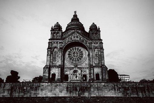 Monastery, Santa Luzia, Religion, Viana Do Castelo