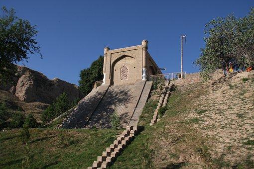 Samarkand, Tomb Of Daniel, Afrasiab