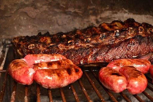 Beef, Barbecue, Meat, Sausage, Argentina Beef, Angus