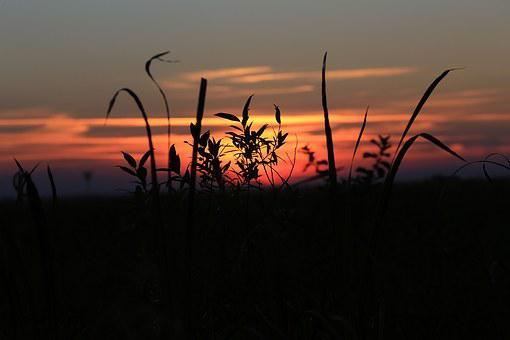 Poland, Clouds, Sunset, Sky, Landscape, Autumn, Evening
