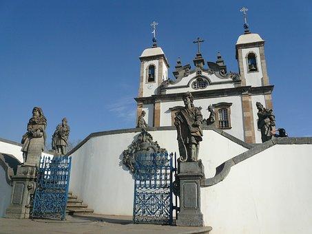 Prophets, Aleijadinho, Congonhas, Minas