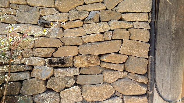 Stone, Glyph, Construction, Republic Of Korea