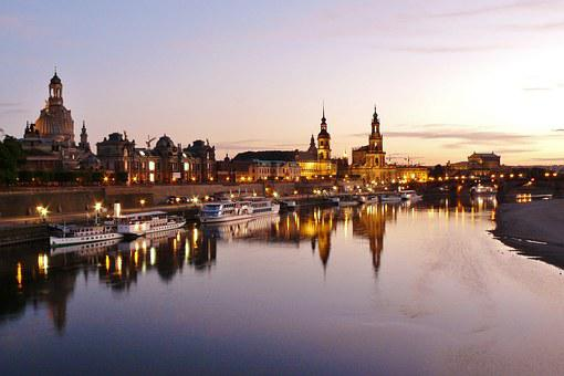 Dresden, City, Germany, Architecture, Historically