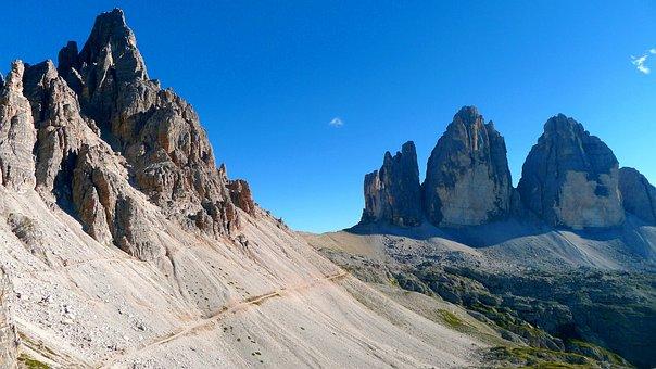 Mountains, Mountain World, Nature, Landscape