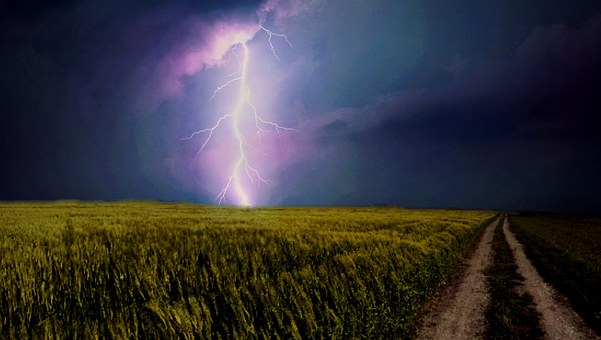 Lightning Weft, Flash, Weather Phenomenon, Thunderstorm
