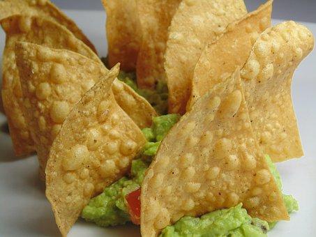 Nachos, Mexican Food, Food, Meat