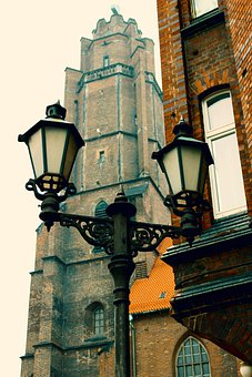 Old Lamppost, The Old Town, Architecture, Old Town