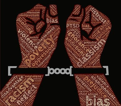 Handcuffed, Arrest, Oppression, Racism, Classism