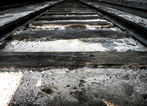 Via, Train, Travel, Steel, Railway, Iron, Wood