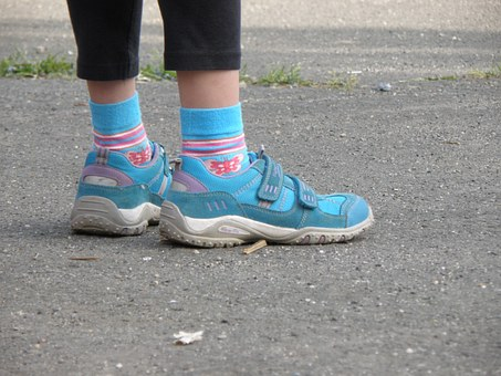 Shoes For Kids, Boots, Sneakers, Child, Feet
