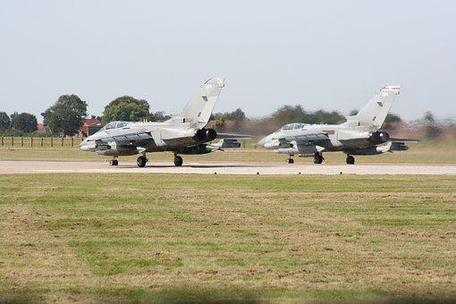 Tornado, Takeoff, Coningsby