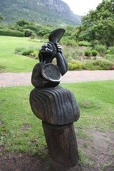 South Africa, Cape Town, Kirstenbosch, Botanical Garden