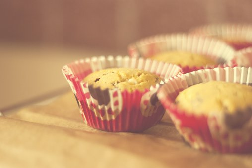 Cupcakes, Muffins, The Cake, Cakes, Sweets, Pastries