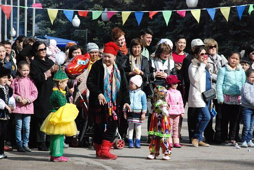 Nauryz, Kazakhstan, Kazakh, Almaty, Holiday, Culture