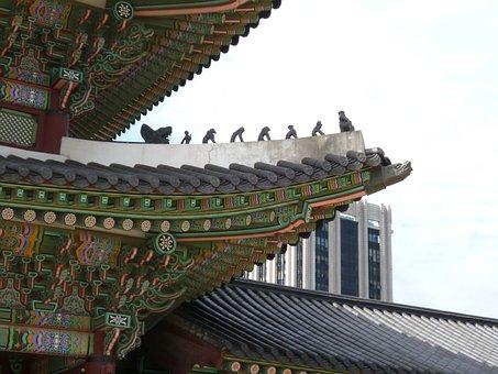 Korea Trip, Gyeongbokgung, Nostalgia