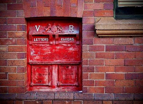 Australian, Australia Post, Sydney, Post Box