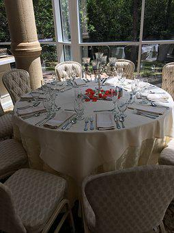Table Escapes, Wedding, Table