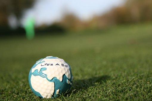 Golf, Golf Ball, Ball, Golf Game, About, Play, World
