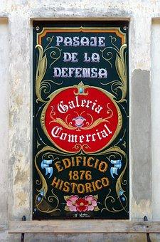 Argentina, Buenos Aires, San Telmo, Barrio San Telmo