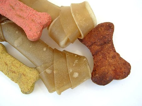 Dog Bones, Puppy, Pet, Dog Food, Food, Bowl, Pets