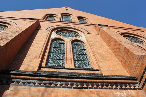 Church, Our Savior's Church, Religion, Churh, Beautiful