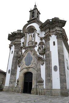 San Telmo, Tui, Church, Portuguese Baroque