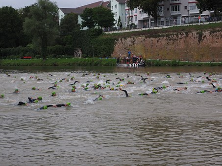Competition, Crawl, Involved, Swim
