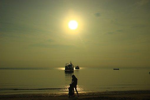 Ship, There Was A Great, Danni, Tuk, Petra, Fish Trap