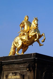 Dresden, Monument, Places Of Interest, Saxony