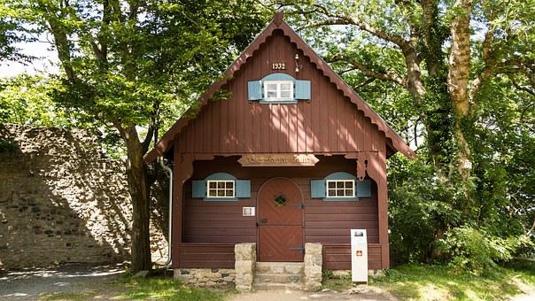 House, Folklore, Mythology, Harz-sagen-halle