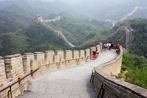 The Great Wall, Great Wall, Great Wall Ruins