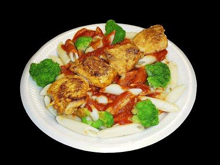 Chicken, Kebab, Grilled, Greek Food, Kabob, Skewer