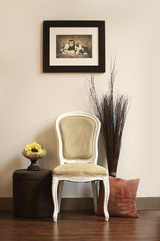 Chair, Interior, Room, Furniture, Design, Modern