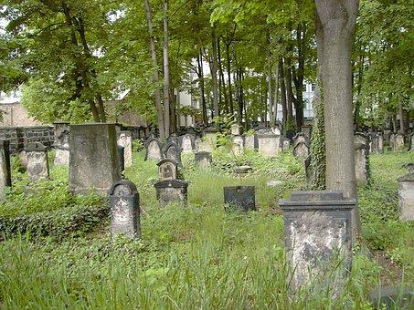 Old Jewish Cemetery, Dresden, Neustadt