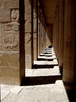 Columnar, Ruin, Stone, Pillar, Vacations, Travel