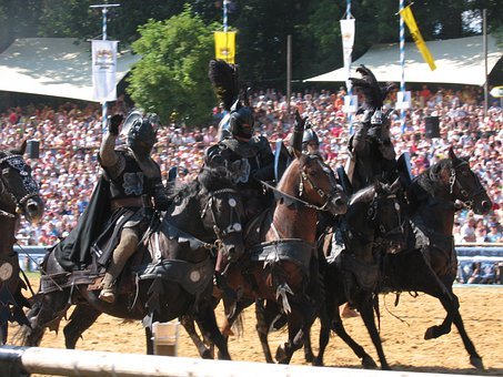 Knight, Knights Tournament, Horses, Ride, Armor, Helm