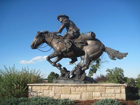 Horse, Statue, Landmark, Architecture, Travel