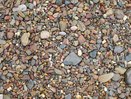 Stones, Pebble, Background, Texture, Structure, Pattern