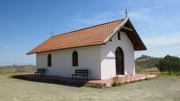 Cyprus, Avdellero, Chapel, Ayios Ioannis, Architecture