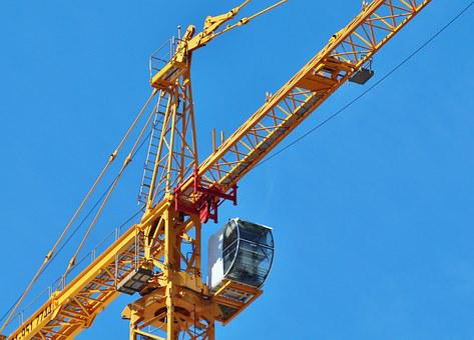 Baukran, Crane, Construction, Crane Operation