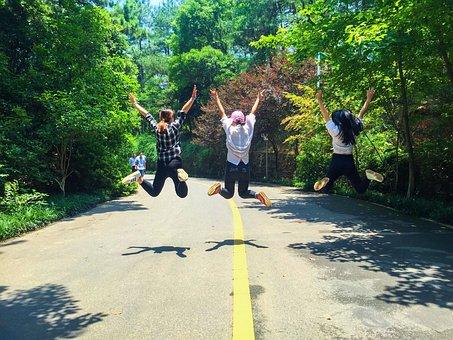 Joy, Character, Sunshine, Changsha, Ningxiang