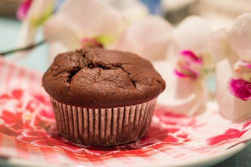 Chocolate Muffin, Saje, Muffin, Confectionery, Calories