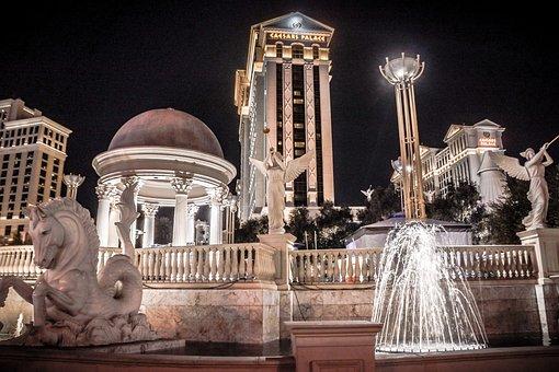 Caesar's Palace, Las Vegas, Nevada, Hotel, City