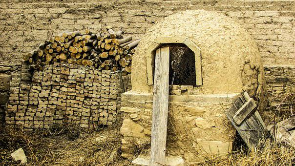 Traditional Oven, Earthen Oven, Aged, Antique, Cyprus