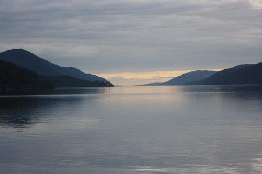 Loch Ness, Lake, Scotland, Scottish, Water, Landscape