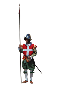 Soldier, Landsknecht, Middle Ages, Mercenary, Weapon