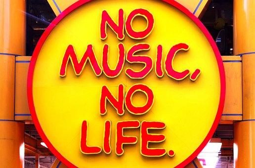 No, Music, Life, No Music No Life
