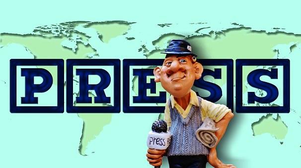 Press, Journalist, News, Headlines, Journalism