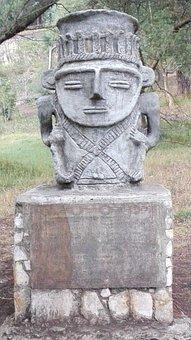 Sculpture, Chibcha, Tunjo, Sculpt